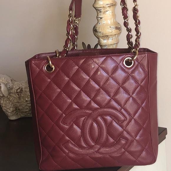 469e703139c3d4 CHANEL Handbags - Chanel Petit Shopping Tote (PST)